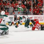 Minnesota Wild vs Chicago Blackhawks stanley cup playoffs 2015