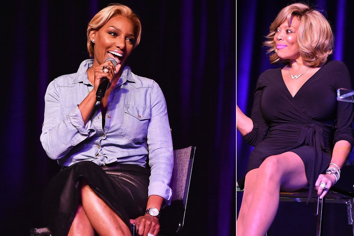 nene leakes and wendy williams fight erupts 2015 gossip