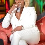 nene leakes bitch face for real housewives of atlanta 2015