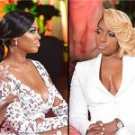 nene leakes donation fraud with keny moore real housewives of atlanta reunion 2015