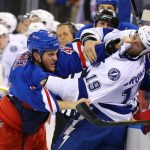 Rangers vs Lightning After Beating Capitals: 2015 Stanley Cup Playoffs