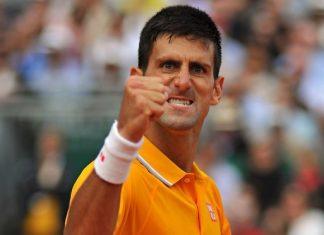 novak djokovic confident with winning streak 2015 rome open