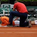 novak djokovic not worried about groin injury french open 2015