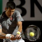 Novak Djokovic Put To Test By Thomaz Bellucci: 2015 Rome Masters