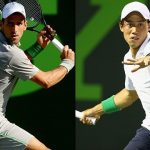 Kei Nishikori vs Novak Djokovic: 2015 Rome Masters Open