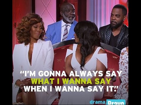 peter saying his piece on real housewives of atlanta reunion 2015