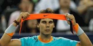 rafael nadal beats steve johnson 2015 madrid open