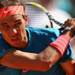 rafael nadal fighting for rome masters semi finals