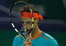 rafael nadal going back to old racquet for season