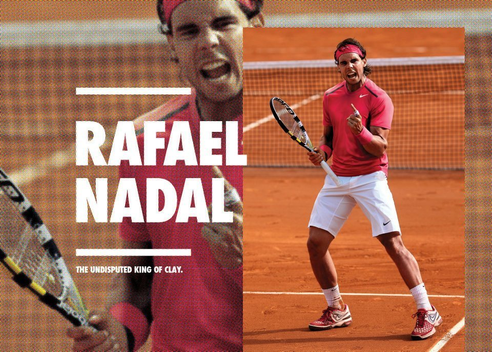 rafael nadal king of clay