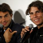 rafael nadal rivalry with roger federer for madrid open 2015 tennis