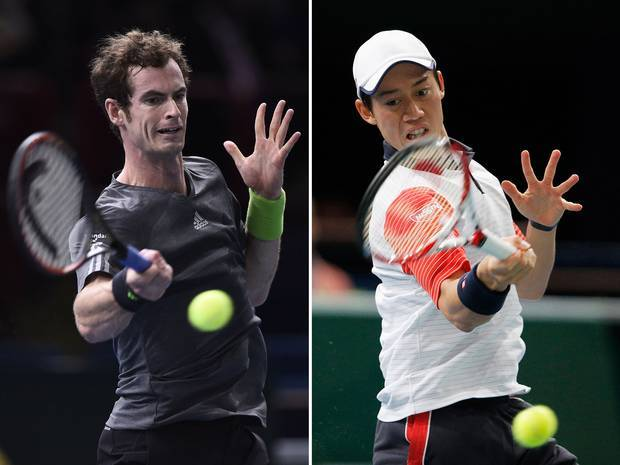 rafael nadal vs andy murray or kei nishikori 2015 madrid open finals