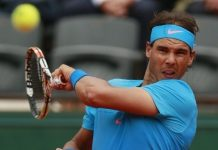 rafel nadal vs jack sock french open 2015