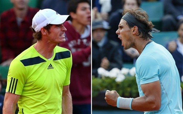 rafael nadal vs andy murray clash of titans 2015 madrid open