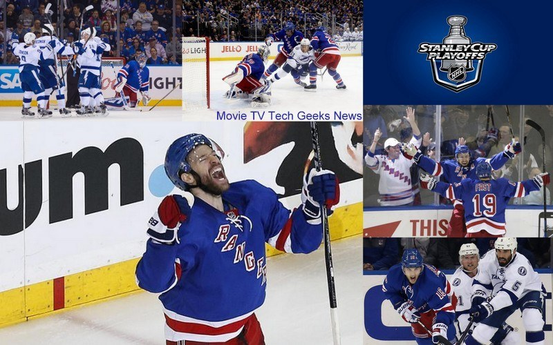 rangers vs lightning game 1 stanley cup playoffs 2015 images