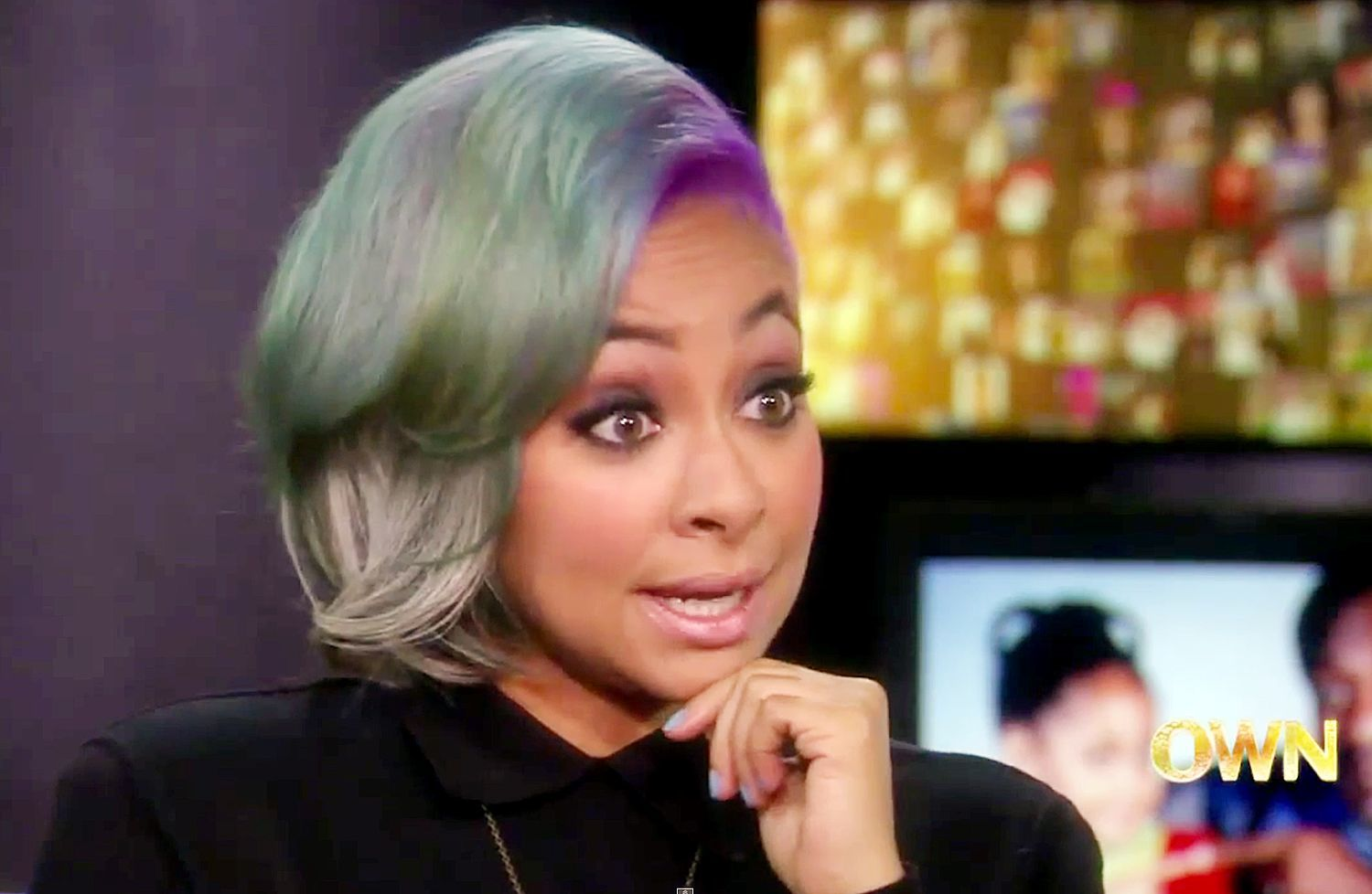 raven symone on the view and oprah winfredy 2015