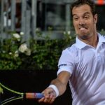 richard gasquet loses to david ferrer 2015 rome masters open
