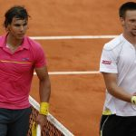 robin soderling drops rafael nadal from french open favorites