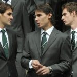 Roger Federer, Andy Murray & Rafael Nadal Take On 2015 Rome Masters Open