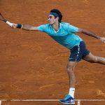 roger federer beats tomas berdych italian open 2015