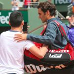 roger federer furious after french open 2015 selfie hit
