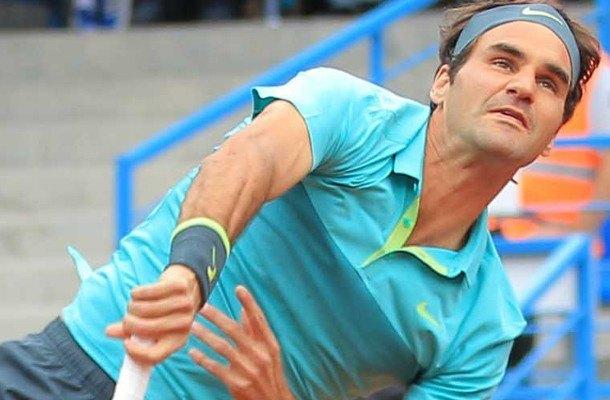roger federer wins 85th title beating pablo cuevas 2015 bulge tennis