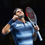 Roger Federer vs Kevin Anderson after ousting Pablo Cuevas: 2015 Rome Masters