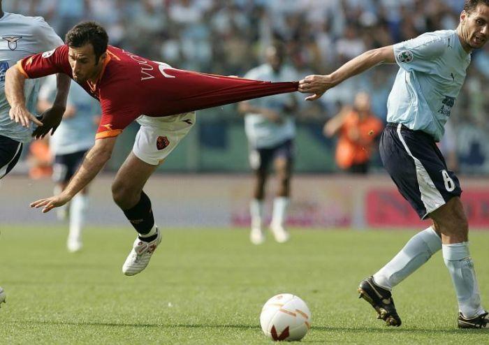 roma vs lazio 2015 serie a soccer