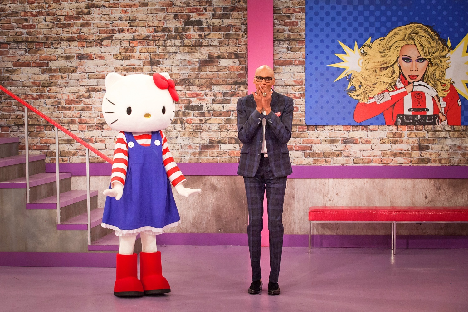 rupauls drag race hello kitty 2015