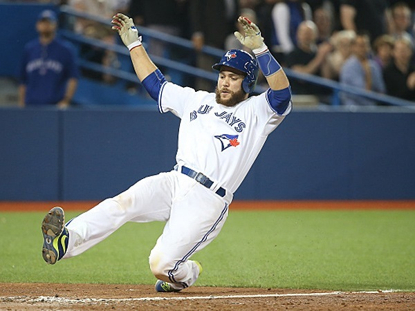 russell martin hot top man for blue jays american league mlb 2015