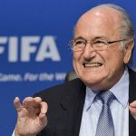 Sepp Blatter Re-elected As FIFA President Amid FBI Investigation