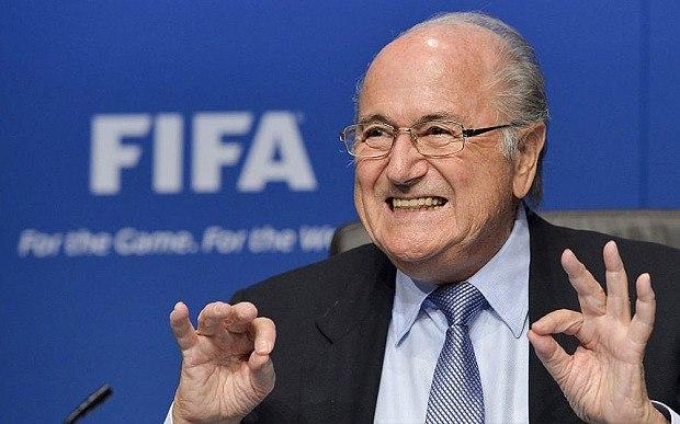 sepp blatter reelected amid FIFA FBI Investigation 2015