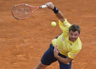 stan wawrinka hits back to rafael nadal 2015 rome open