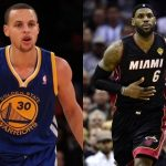 steph curry and lebron james chose different paths for 2015 nba finals