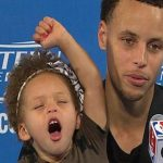 stephen curry daughter at nba press conference 2015 gossipstephen curry daughter at nba press conference 2015 gossip