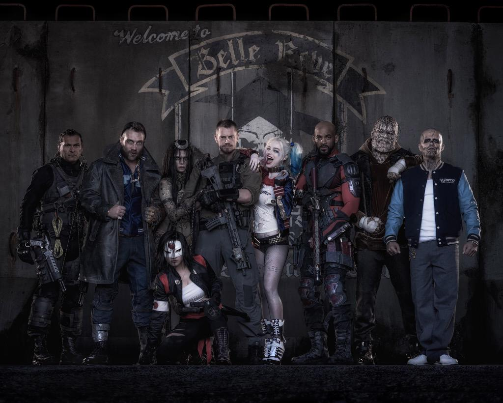 suicide squad cast revealed david ayers 2015