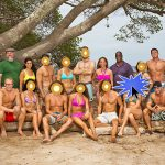 survivor cast images 2015 for ep 9 Jenn voted out