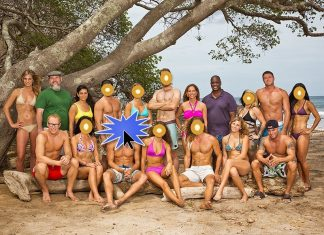 survivor cast images 2015 for ep 9 joe voted out