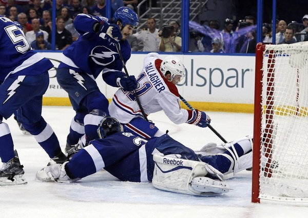 montreal canadiens beat new york rangers 2015 stanley cup playoffs images