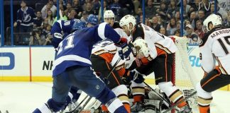 tampa bay lightning vs ahaheim ducks tanley cup finals 2015