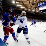 New York Rangers Zapped Again By Tampa Bay Lightning: Stanley Cup Playoffs