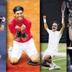 tennis big four hit 2015 rome open images
