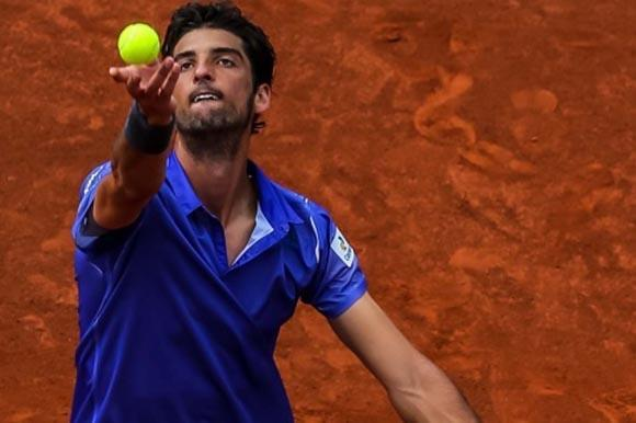 john isner beats thomaz bellucci 2015 madrid open