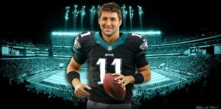 tim tebow signed by eagles 2015