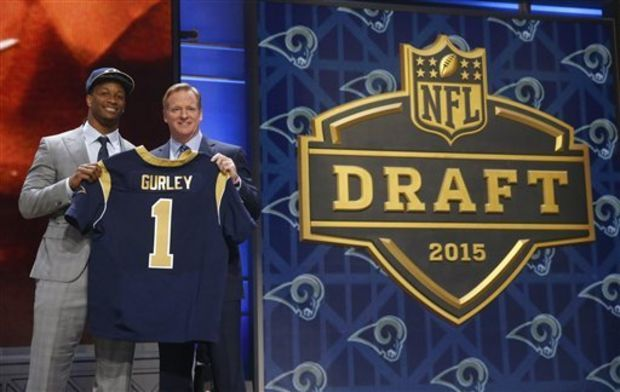 todd gurley 2015 nfl draft