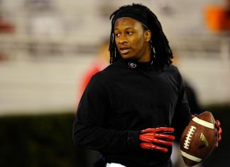 todd gurley picked by st louis rams for 2015 nfl draft