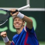 Tomas Berdych Beats Fabio Fognini to face Roger Federer: 2015 Rome Masters