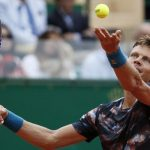 tomas berdych vs john isner 2015 madrid open