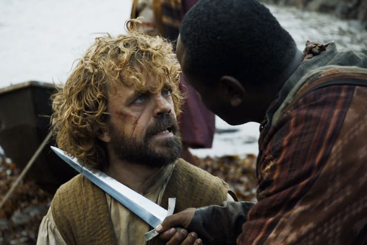 tyrion game of thrones ep 506 recap 2015
