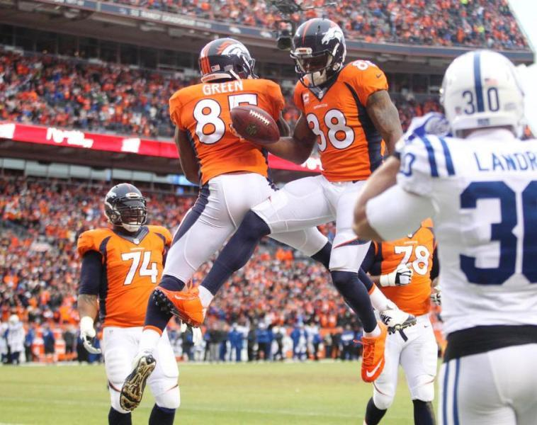 virgil green owen daniel on denver broncos 2015virgil green owen daniel on denver broncos 2015